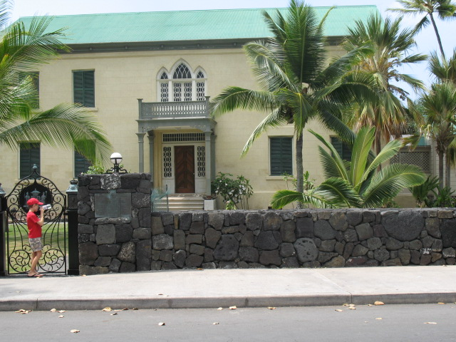 Hawaiian Royal Palace