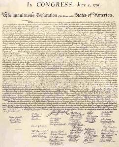 Declaration - Click to enlarge
