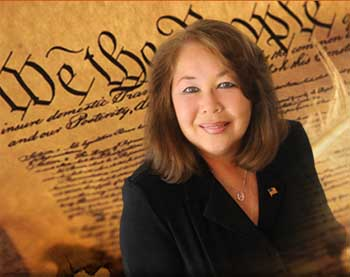 Miki Booth Wants Obama To Show His REAL Birth Certificate (Among Other Documents)
