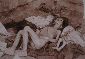 Armenian Genocide - 1915