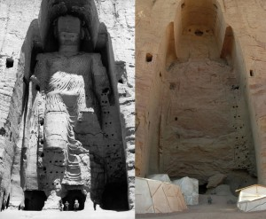 Buddha; Before and After