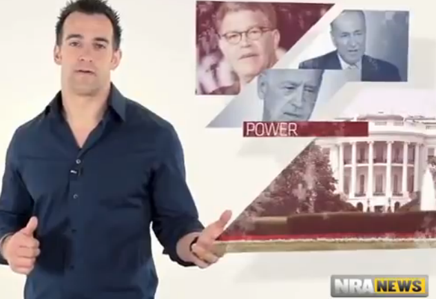 NRA Commentator And Navy Seal Dom Raso On Personal Protection