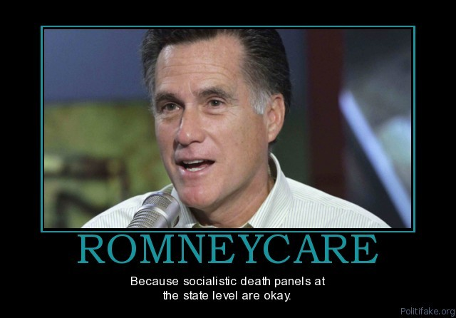 Ann Barndhart On RomneyCare & It's 'Demonspawn' Obamacare