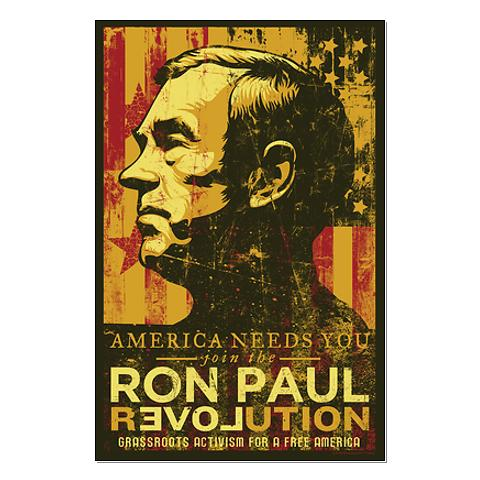 Media Capitulates And Speaks Ron Paul's Name
