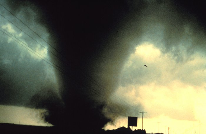 Unbelievable Video Of The Tuscaloosa Tornado