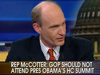 Thaddeus McCotter To Join Republican Presidential Race