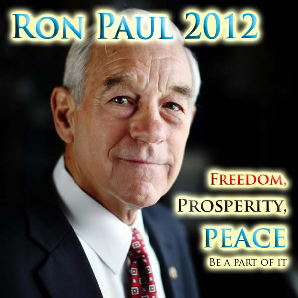 Ron Paul Is So Fringe For Wanting To Legalize Freedom