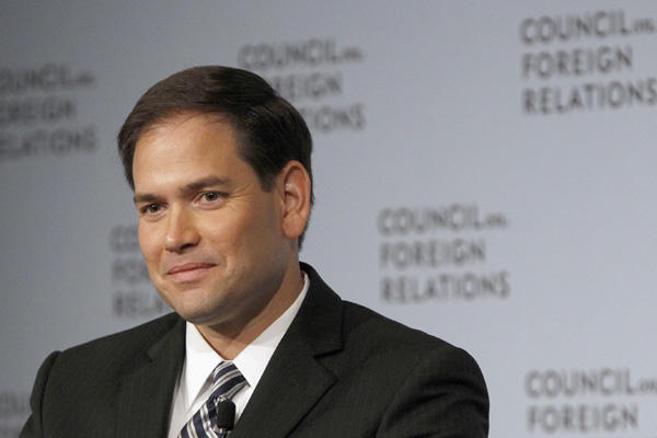Marco Rubio As Globalist Sleeper? Sure Looks Like It (Amnesty For Millions Of Criminals)